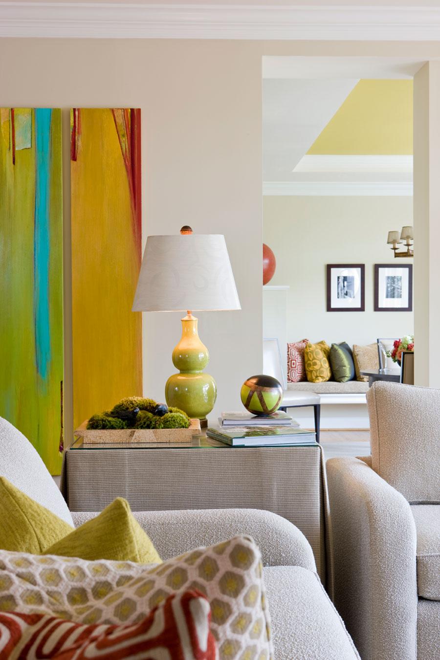 Panache Penthouse Bethesda Md Camille Saum Interior Design Llc