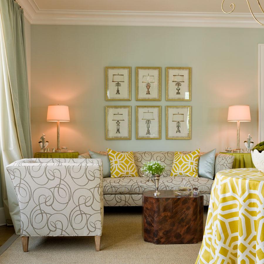 2013 D.C. Design House (Living Room)