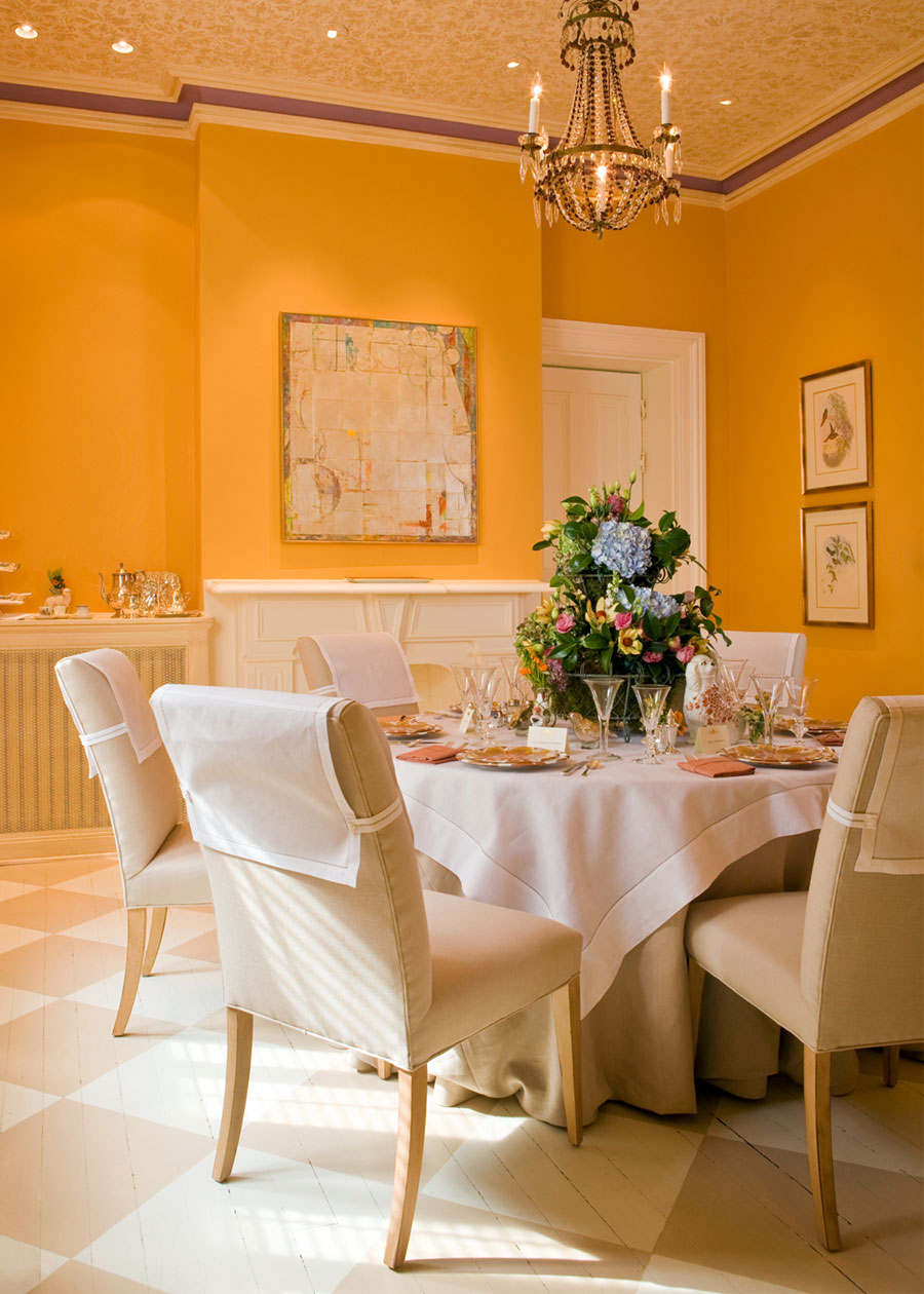 2009 D C Design House Dining Room Camille Saum Interior Design Llc